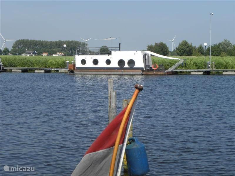 De Aquacabin aan de Westeinder