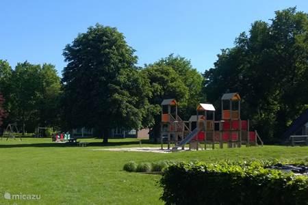Speeltuin op vakantiepark