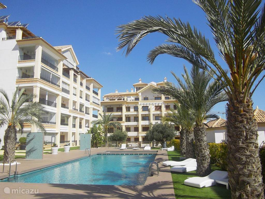 Vakantiehuis Spanje, Costa Blanca, Guardamar del Segura – appartement Guardamar hill resort