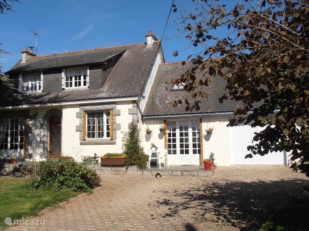 Vakantiehuis Frankrijk, Bretagne, Lanouée Studio La Clôture
