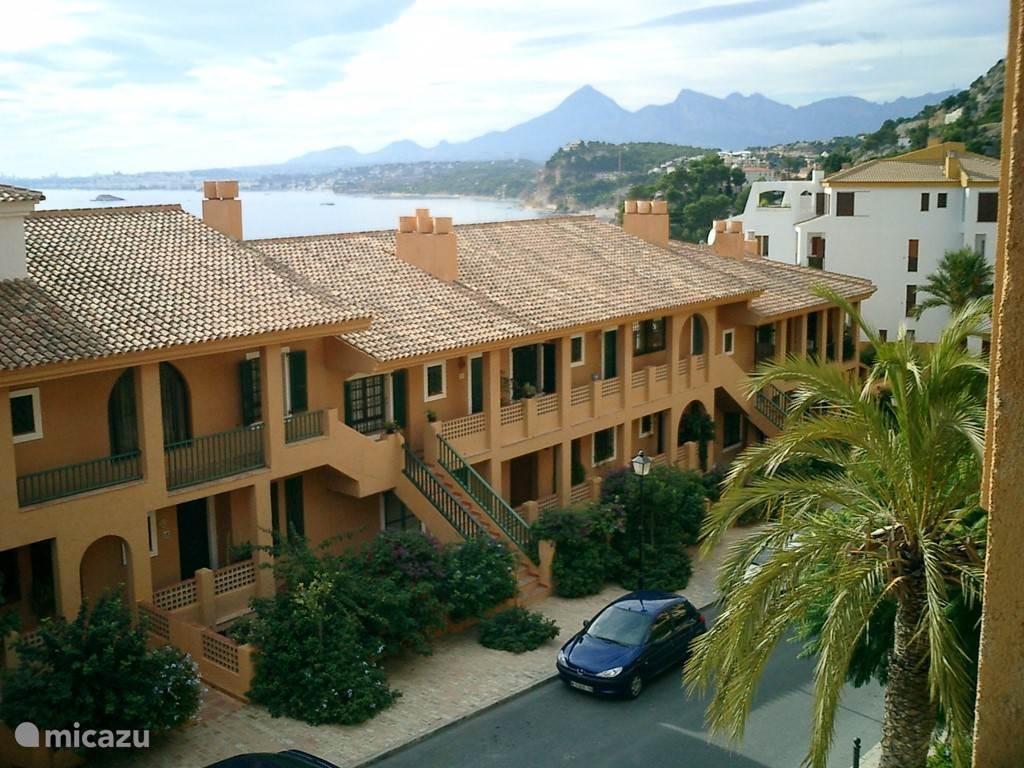 Vakantiehuis Spanje, Costa Blanca, Altea appartement Mascarat