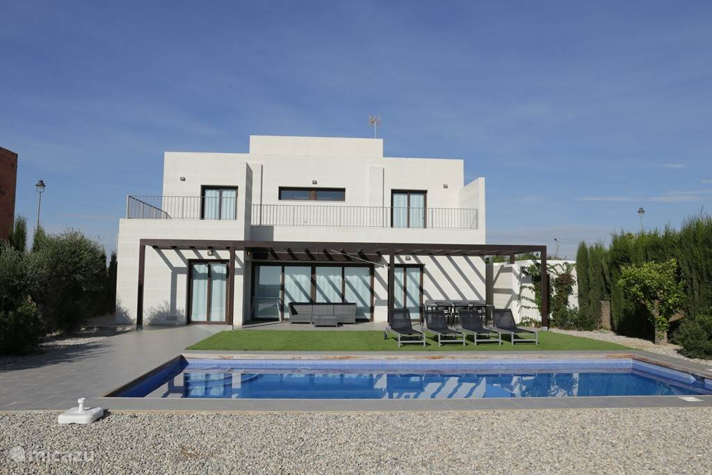 Vakantiehuis Spanje, Costa Cálida, Sucina - villa Prachtige ruime woning