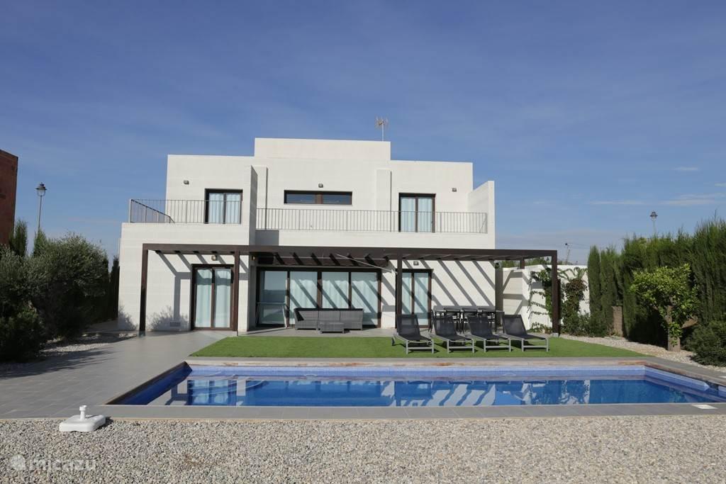 Vakantiehuis Spanje, Costa Cálida, Sucina villa Prachtige ruime woning
