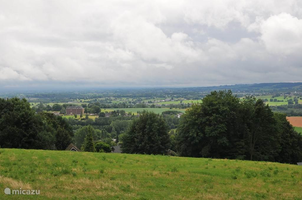 Uitzicht vanaf het Park