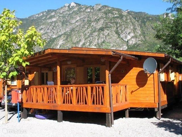 Vakantiehuis Italië, Italiaanse Meren, Porlezza chalet Casa-di-porlezza Chalet