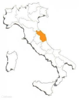 Italie. Regio Le Marche