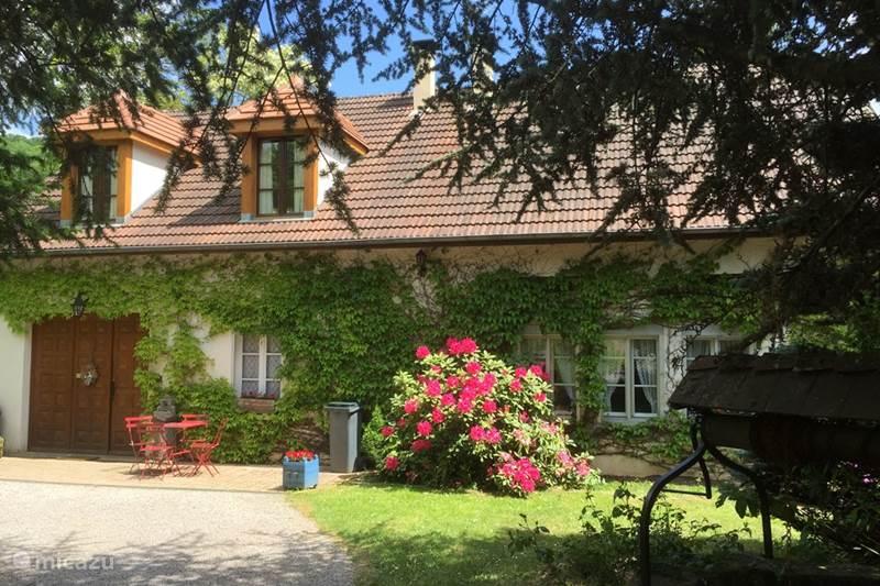 Vakantiehuis Frankrijk, Côte-d'Or, Voudenay Gîte / Cottage Relais de Chasse