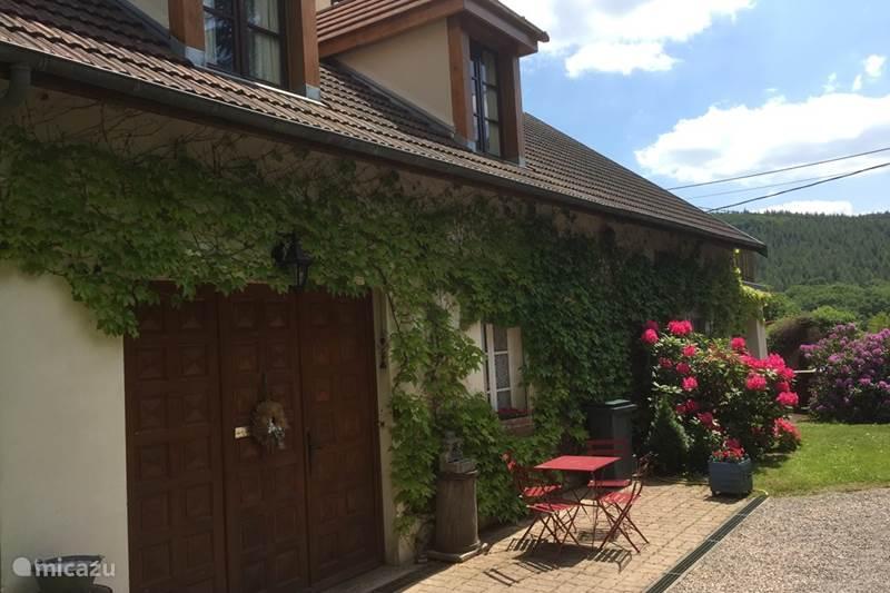Vacation rental France, Côte-d'Or, Voudenay  Gîte / Cottage Relais de Chasse
