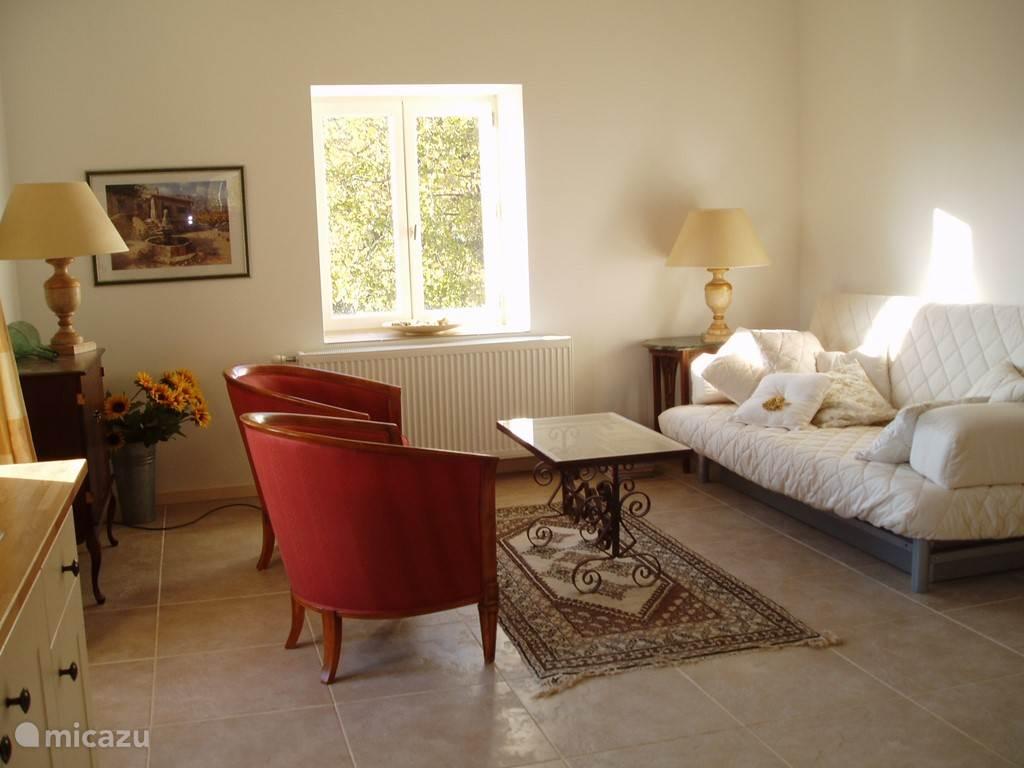 livingroom appartment Le Chêne