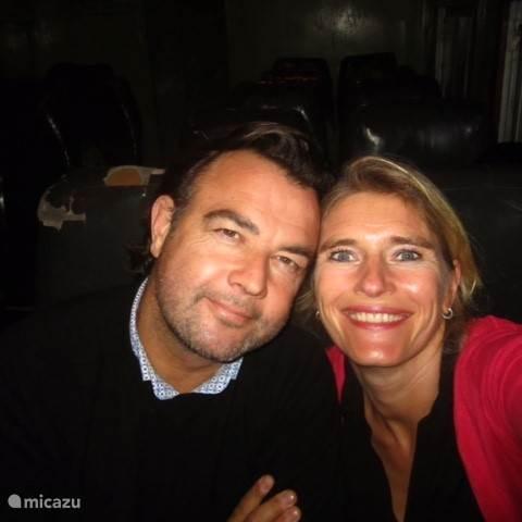 Bas & Annette Huyser