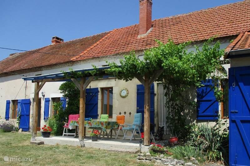 Vakantiehuis Frankrijk, Allier, Sussat Gîte / Cottage Menerolle