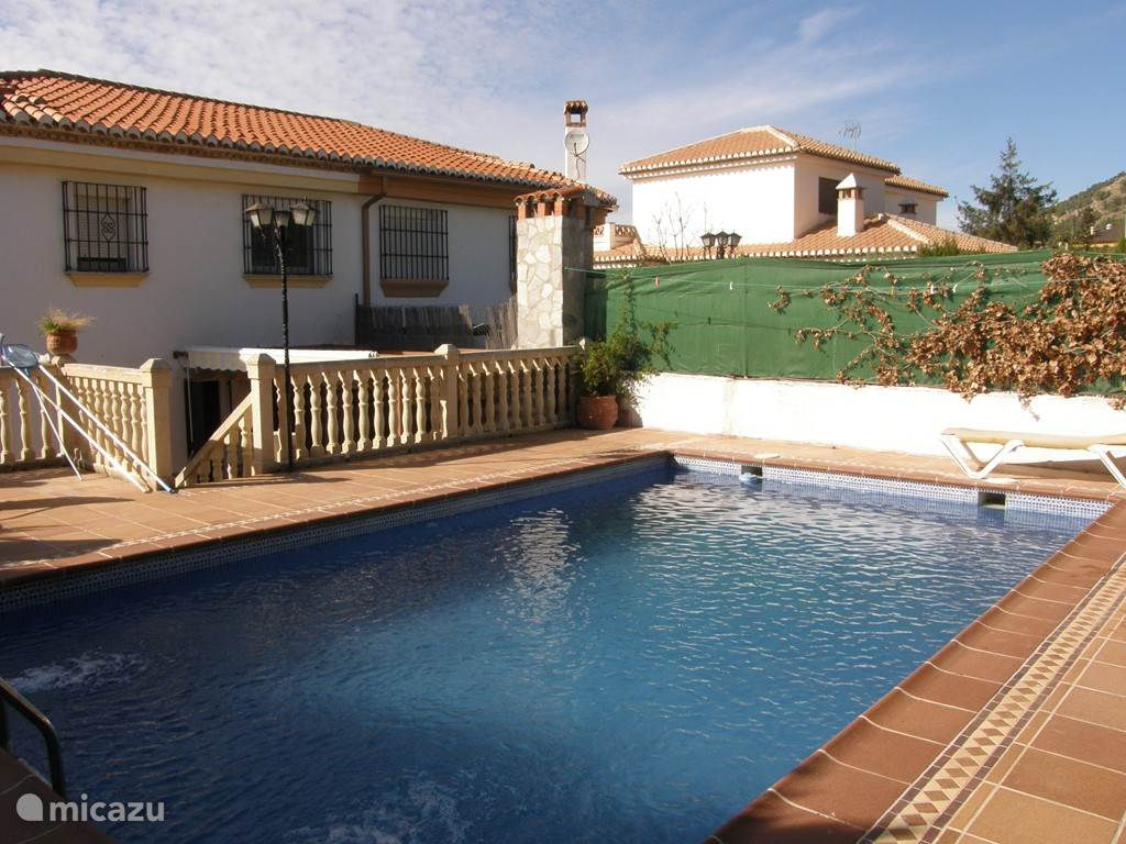 Vakantiehuis Spanje, Andalusië, Padul - geschakelde woning Casa Me encanta