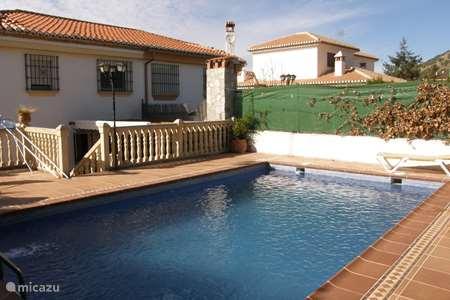 Vakantiehuis Spanje, Andalusië, Padul geschakelde woning Casa Me encanta