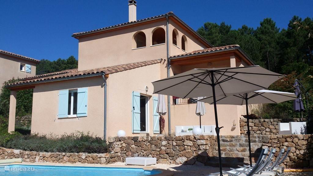 Vacation rental France, Ardèche, Joyeuse villa Villa Lydia
