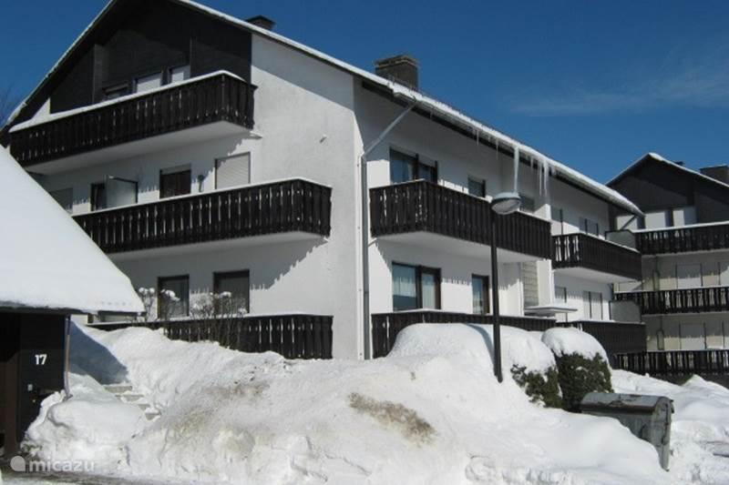 appartement luxus app mit sauna herzen winterberg in winterberg sauerland deutschland mieten. Black Bedroom Furniture Sets. Home Design Ideas