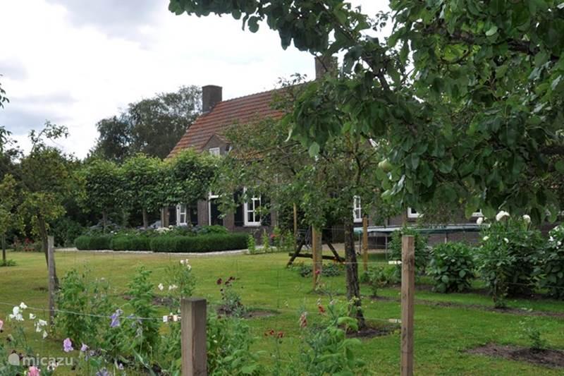 Vakantiehuis Nederland, Noord-Brabant, Herpen Vakantiehuis Gastenverblijf Het Voorhuis