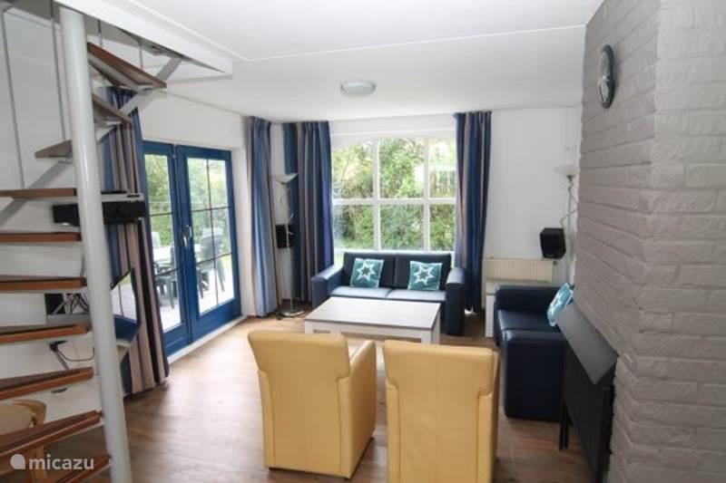 Vakantiehuis Nederland, Texel, De Cocksdorp Bungalow Bungalow 421