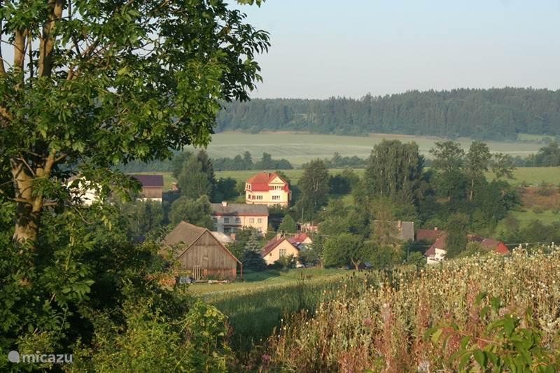 Vacation rental Czech Republic, Giant Mountains, Horni Branna Villa Family house Fuchs