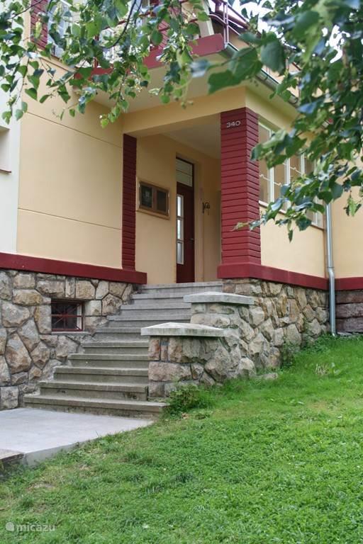 Vacation rental Czech Republic, Giant Mountains, Horni Branna Villa Familiehuis Fuchs