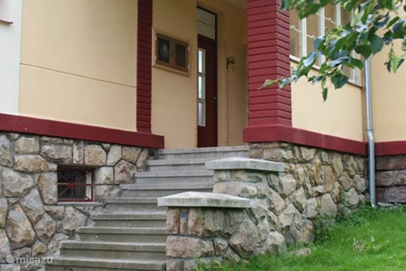 Vacation rental Czech Republic, Giant Mountains, Horni Branna Villa Family house Fuchs
