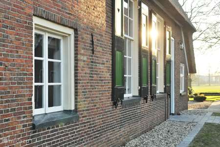 Vacation rental Netherlands, Overijssel, Hellendoorn farmhouse De Reggestee