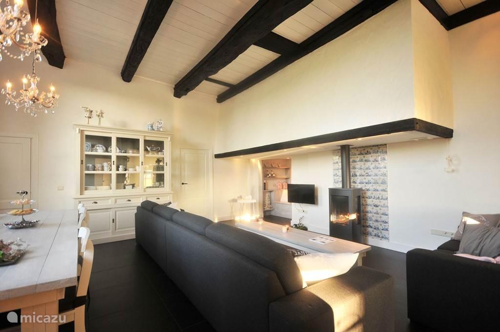 Vakantiehuis Nederland, Overijssel, Hellendoorn Boerderij De Reggestee