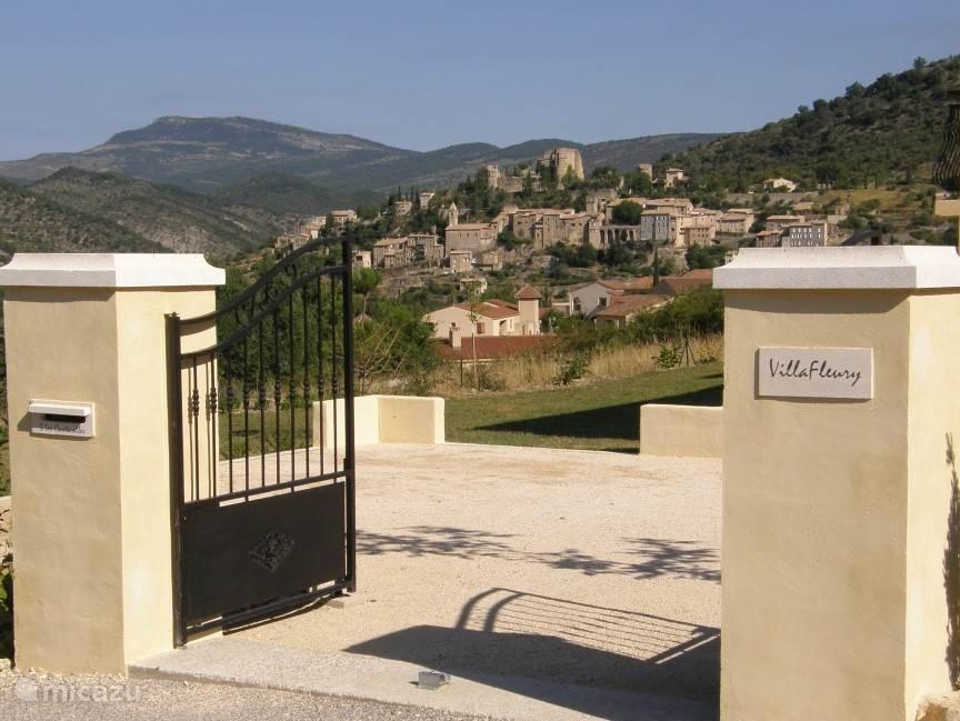 Vakantiehuis Frankrijk, Provence, Montbrun-les-Bains Appartement Appartement met zicht op MontVentoux