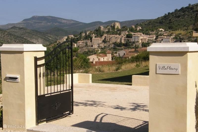 Vakantiehuis Frankrijk, Drôme, Montbrun-les-Bains Appartement Appartement met zicht op MontVentoux