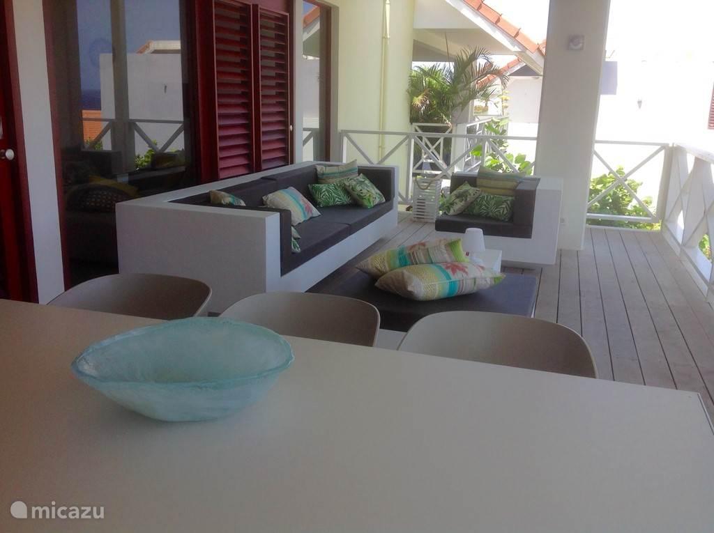 Lounge sofa balcony