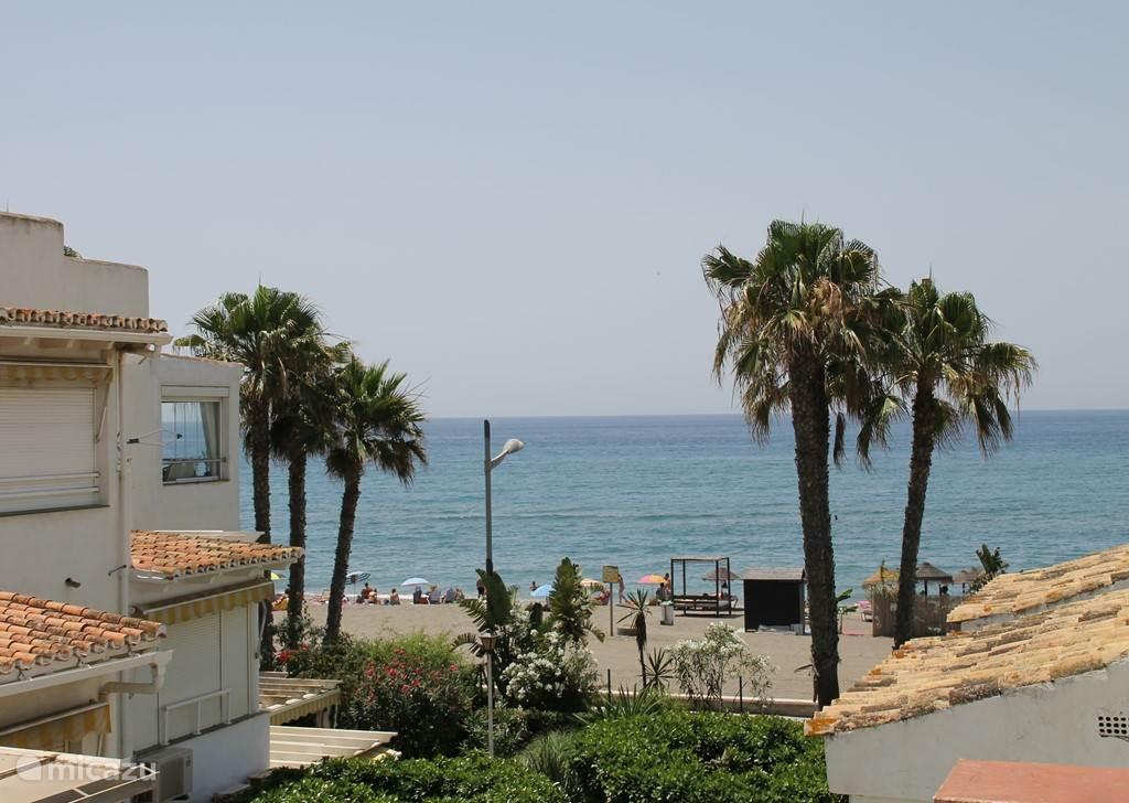 Vakantiehuis Spanje, Costa del Sol – appartement Eerste lijn strand appartement