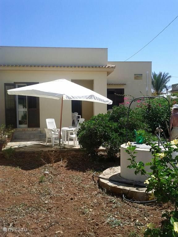 Vakantiehuis Italië, Sicilië, Mazara Del Vallo - bungalow E la barca va