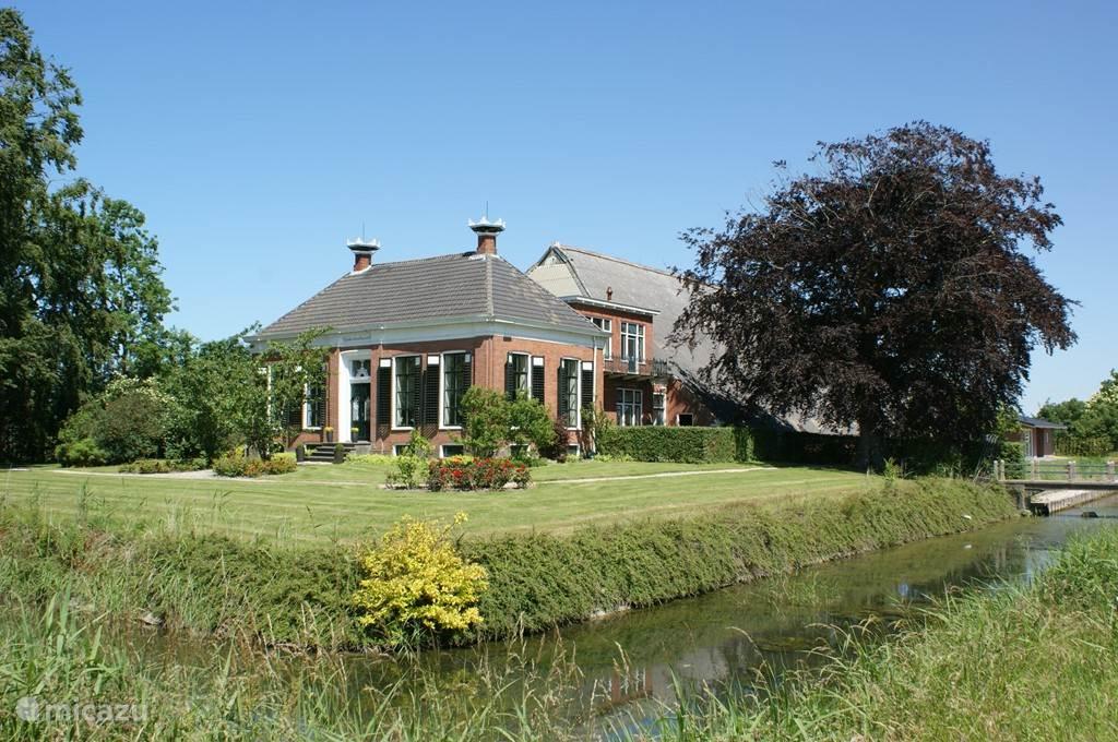 Vakantiehuis Nederland, Groningen, Pieterburen Vakantiehuis Tjakemaheerd zomerhuis