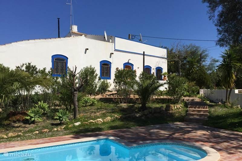 Vakantiehuis Portugal, Algarve, Moncarapacho Finca Casa Palmeira, Casa Geco