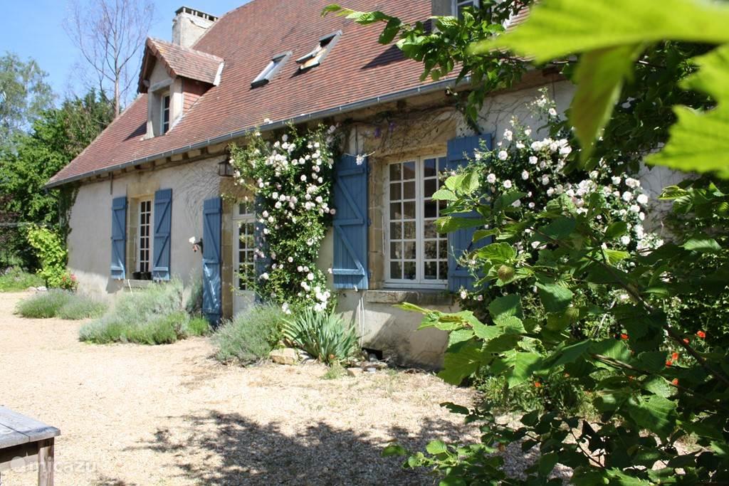 Vakantiehuis Frankrijk, Dordogne, La Coquille Vakantiehuis La Source