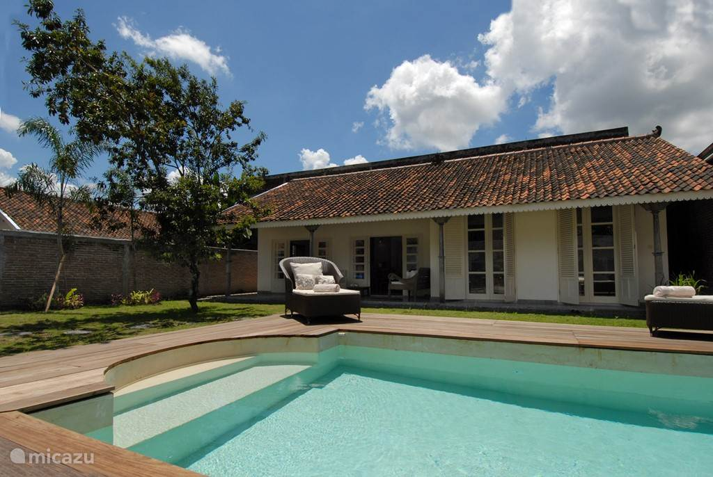 Vacation rental Indonesia, Java, Yogyakarta villa Villa Pondok Terra - Villa Gold