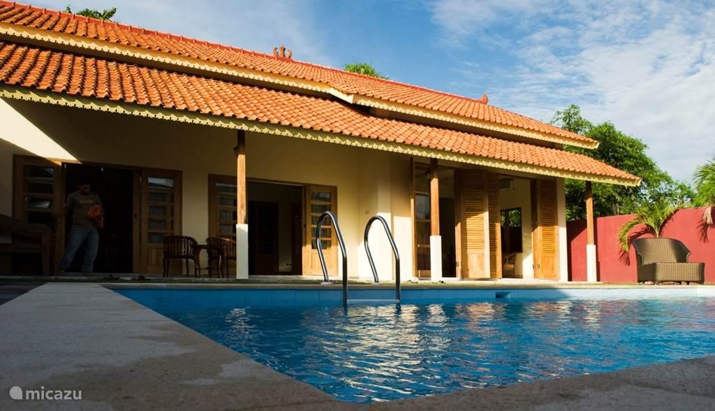 Vacation rental Indonesia, Java, Yogyakarta villa Villa Pondok Terra - Diamond villa