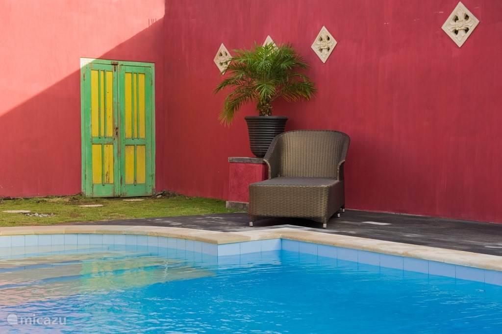 Diamond villa: Heerlijk groot prive zwembad