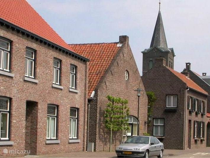 Vakantiehuis Nederland, Limburg, Echt-Susteren - appartement Appartement 'Maasheuvel'