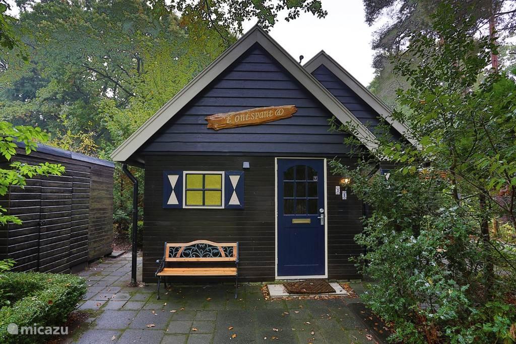 Vakantiehuis Nederland, Overijssel, Beerze - vakantiehuis 't Ontspant(d)