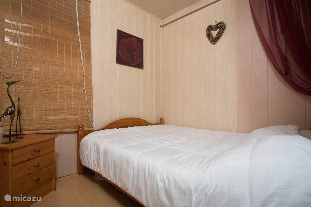 slaapkamer met romantische sterrenhemel