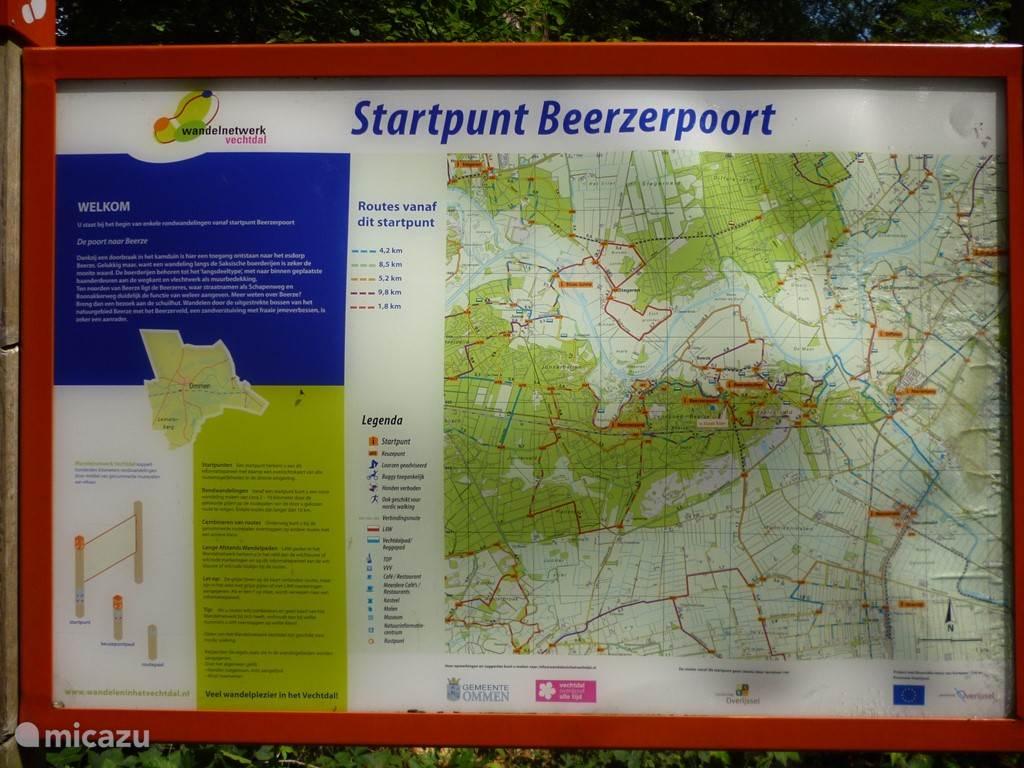routes Beerze