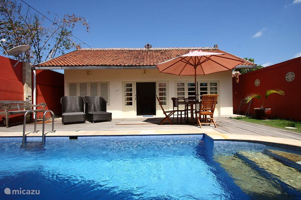 Silver (Ruby) villa is a wonderfully spacious villa with private pool for 2-3 persons