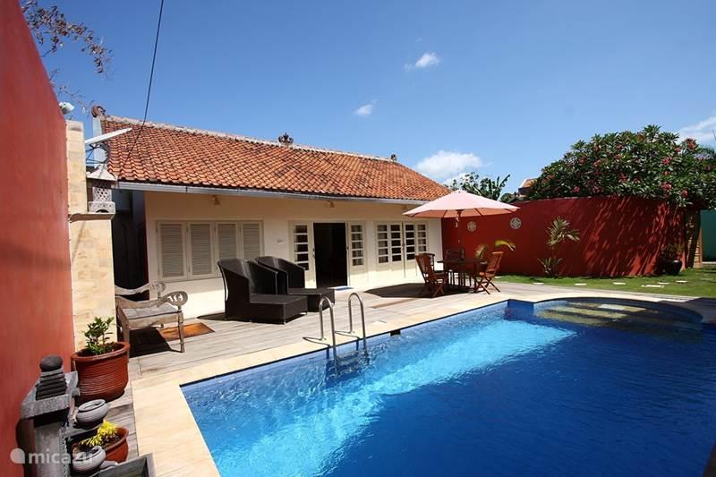 Vakantiehuis Indonesië, Java, Yogyakarta Villa Villa Pondok Terra: Villa Pearl