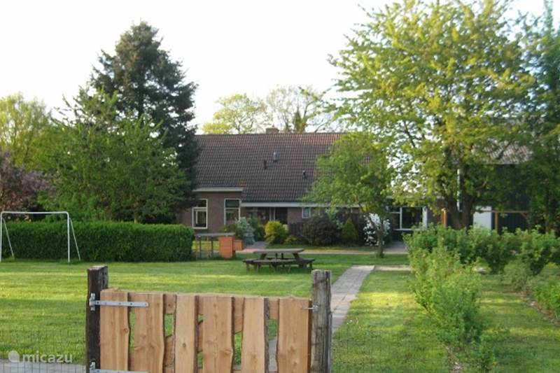 Vacation rental Netherlands, Groningen, Vlagtwedde Farmhouse Family cottage 'The Weyde'