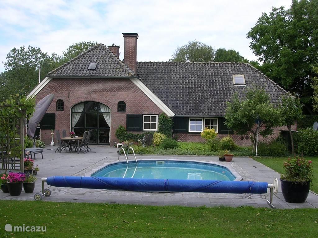 Vakantiehuis Nederland, Gelderland, Brummen boerderij Woonboerderij 'Cortenoever'