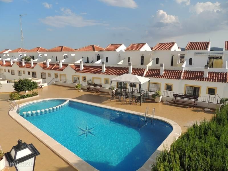 Vakantiehuis Spanje, Costa Blanca, Torremendo (Orihuela) Geschakelde woning Pequeña felicidad