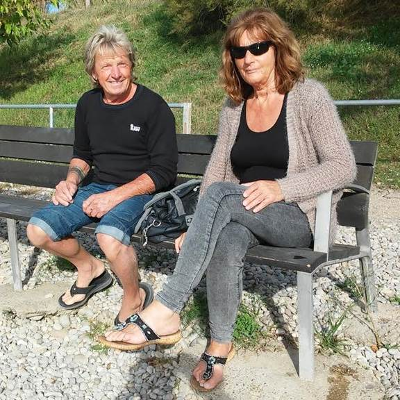 Leny en Gerrit Vos