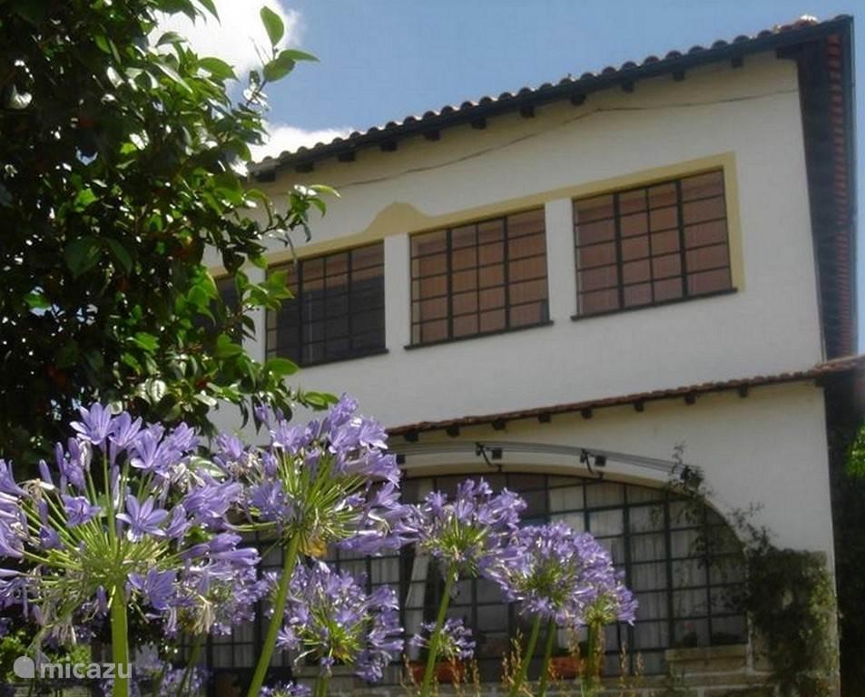 Casa das Rosas - het Woonhuis