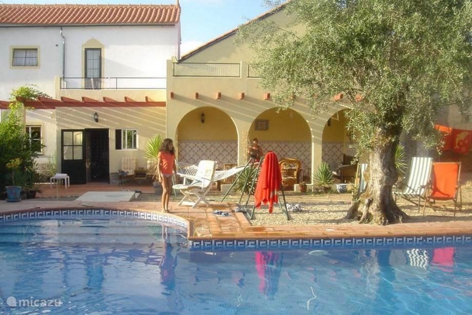 Vakantiehuis Portugal, Beiras, Vila Nova De Oliveirinha Vakantiehuis Casa das Rosas (Casinha Bela Vista)