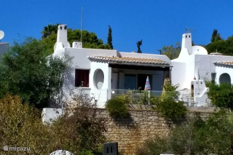 Vakantiehuis Portugal, Algarve, Carvoeiro Bungalow Casa la Vie en Rose